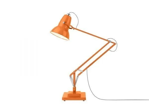Original 1227 Giant Floor Lamp Fresh Orange 2