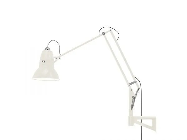 Original 1227 Giant Wall Mounted Lamp Linen White 5 (Gloss)