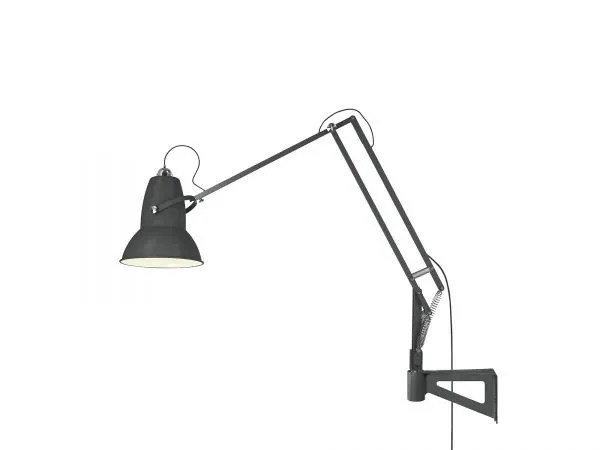 Original 1227 Giant Wall Mounted Lamp Slate Grey 5