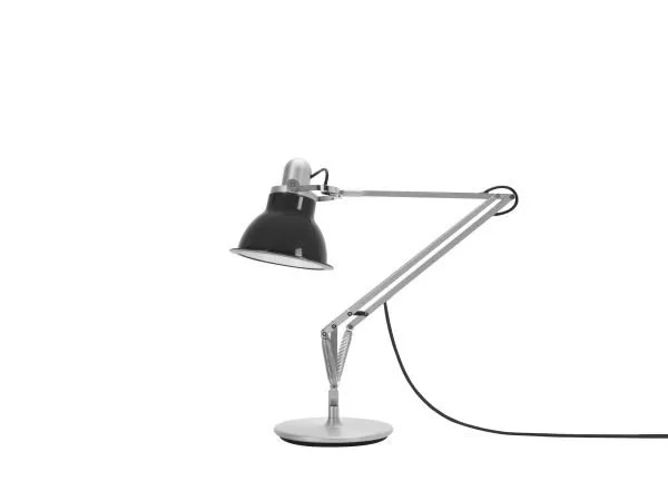 Anglepoise type 1228 Bureaulamp - Granite Grey 1 Off
