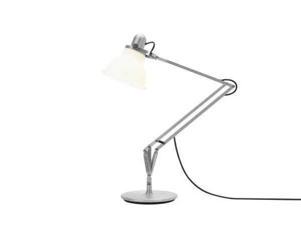 Anglepoise type 1228 Bureaulamp - Ice White 2 On