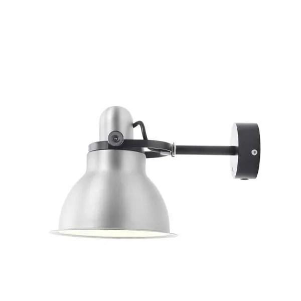 Anglepoise type 1228 Metallic wandlamp spot Silver Lustre 1