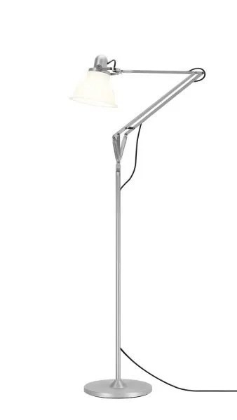 Anglepoise type 1228 vloerlamp Ice White 1 On