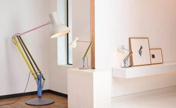 Anglepoise type 75 Giant Vloerlamp Paul Smith edition one in situ 3