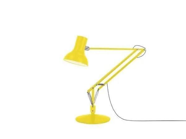 Anglepoise type 75 Gigant vloerlamp Citrus Yellow 1