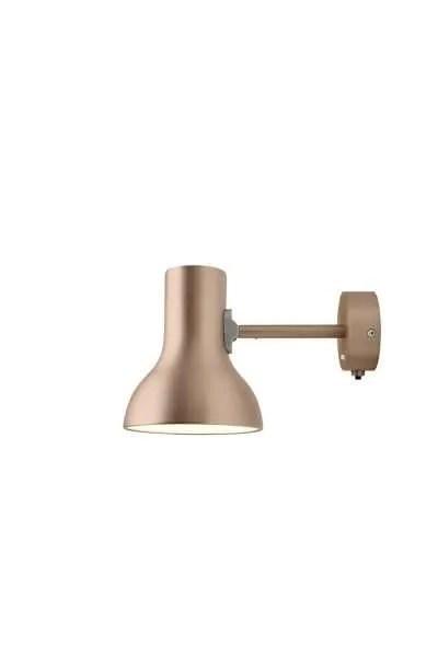 Anglepoise type 75 Mini Wandlamp Copper Lustre 1