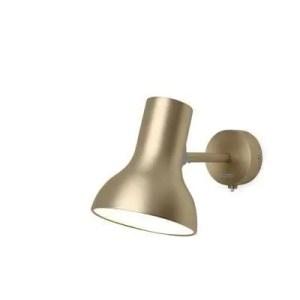 Anglepoise type 75 Mini Wandlamp Gold Lustre 2