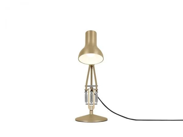 Anglepoise type 75 Mini bureaulamp Gold Lustre 4