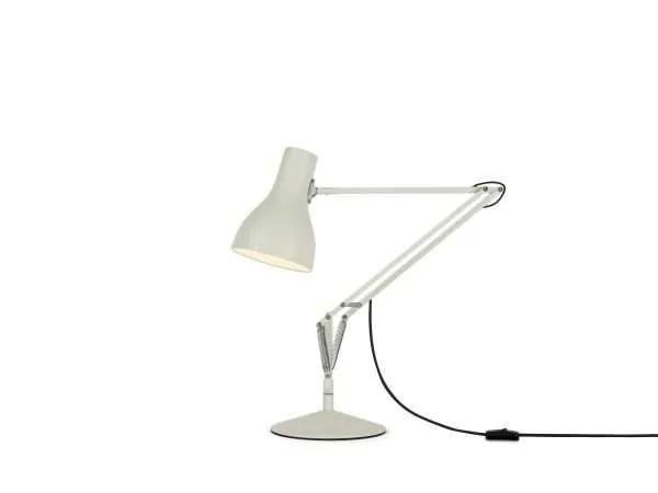 Anglepoise type 75 bureaulamp Jasmine White 1