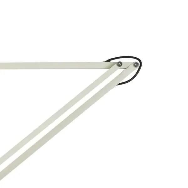 Anglepoise type 75 bureaulamp Jasmine White 7
