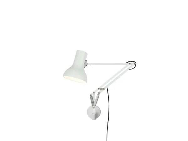 Anglepoise type 75 mini wandlamp Alpine White 1