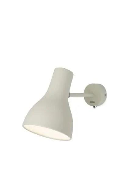 Anglepoise type 75 wandlamp Jasmine White 2