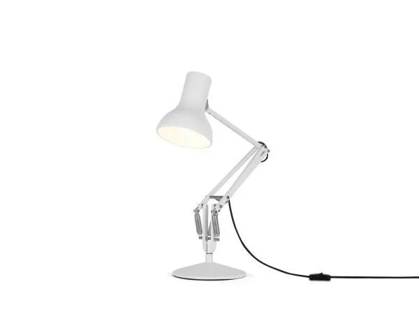Anglepoise type 75 MIni bureaulamp Alpine White 3
