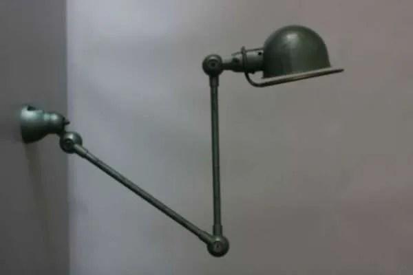 Jielde loft de standaard origineel muurlamp plafondlamp