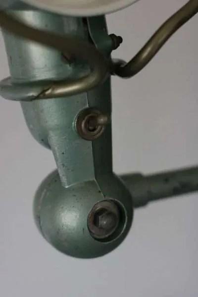 Jielde loft de standaard origineel detail 2