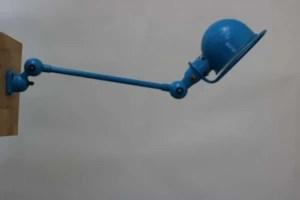 Jielde loft de standaard blauw 1 arm