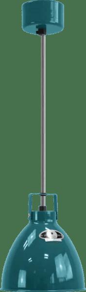 Jielde-Augustin-A160-Hanglamp-Oceaan-Blauw-RAL-5020