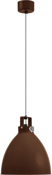 Jielde-Augustin-A240-Hanglamp-Koper-Hamerslag