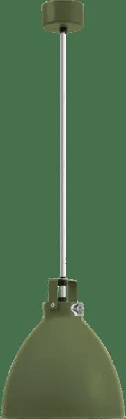 Jielde-Augustin-A240-Hanglamp-Olijf-Groen-RAL-6003 front