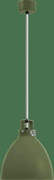 Jielde-Augustin-A240-Hanglamp-Olijf-Groen-RAL-6003