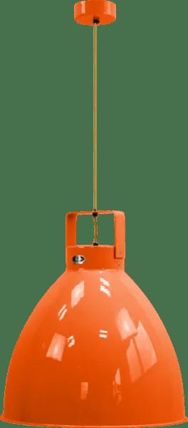 Jielde-Augustin-540-Hanglamp-Oranje-RAL-2004