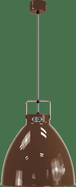 Jielde-Augustin-A360-Hanglamp-Chocolade-RAL-8017