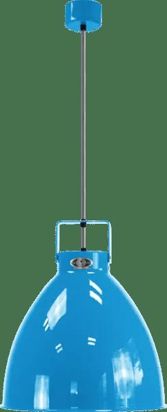 Jielde-Augustin-A360-Hanglamp-Licht-Blauw-RAL-5012