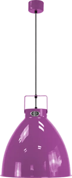 Jielde-Augustin-A360-Hanglamp-Paars-Fuschia-RAL-4008