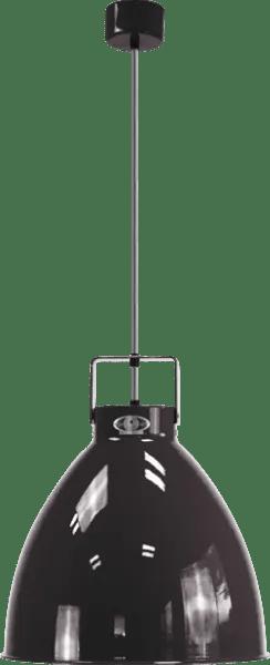 Jielde-Augustin-A360-Hanglamp-Zwart-RAL-9011
