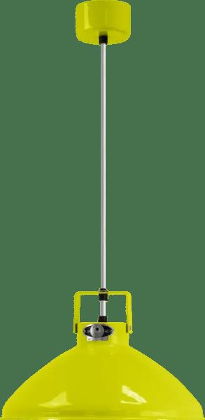 Jielde-Beaumont-B240-Hanglamp-Geel-RAL-1016