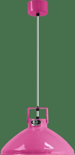 Jielde-Beaumont-B240-Hanglamp-Roze-RAL-4003