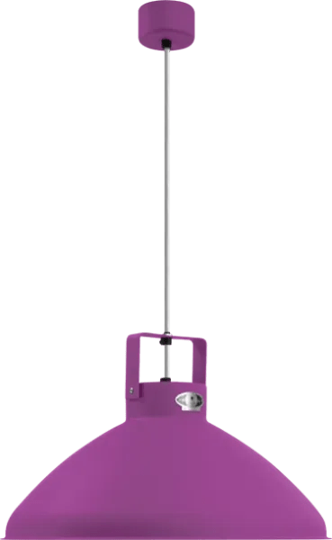 Jielde-Beaumont-B360-Hanglamp-Paars-Fuschia-RAL-4008