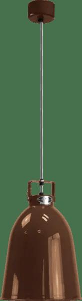 Jielde-Clement-C240-Hanglamp-Koper-Hamerslag