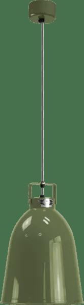 Jielde-Clement-C240-Hanglamp-Olijf-Groen-RAL-6003
