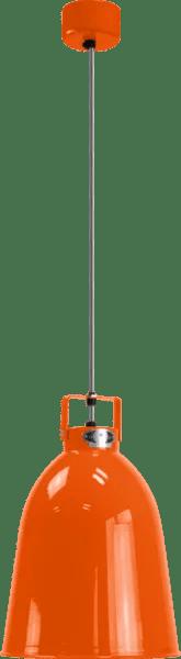 Jielde-Clement-C240-Hanglamp-Oranje-RAL-2004