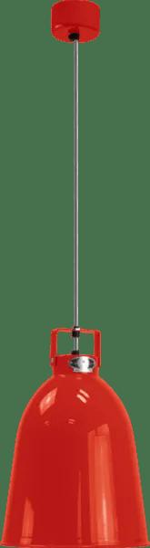Jielde-Clement-C240-Hanglamp-Rood-RAL-3020