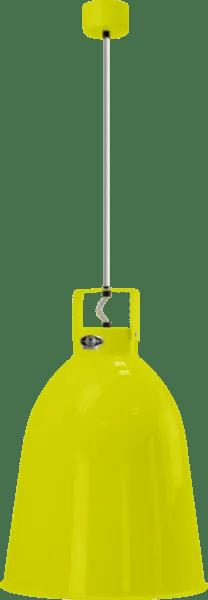Jielde-Clement-C360-Hanglamp-Geel-RAL-1016