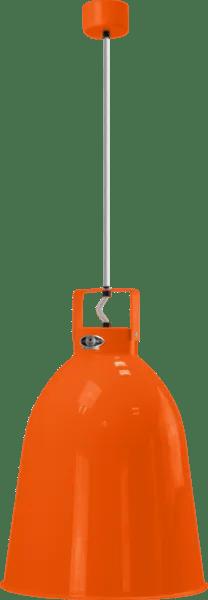 Jielde-Clement-C360-Hanglamp-Oranje-RAL-2004