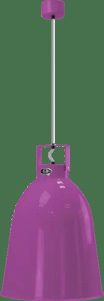 Jielde-Clement-C360-Hanglamp-Paars-Fuschia-RAL-4008