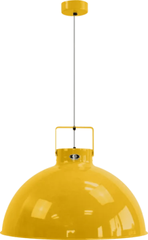 Jielde-Dante-675-Hanglamp-Mosterd-RAL-1003