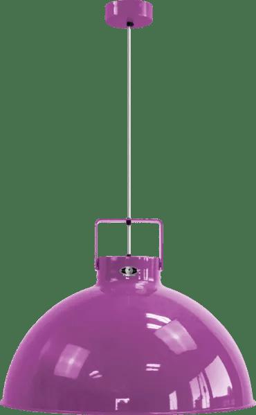 Jielde-Dante-675-Hanglamp-Paars-Fuschia-RAL-4008