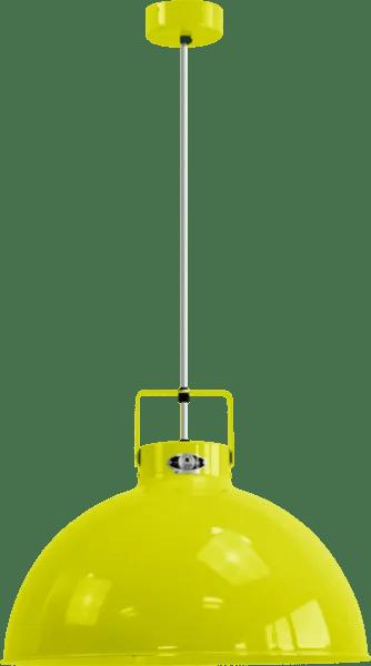 Jielde-Dante-D450-Hanglamp-Geel-RAL-1016