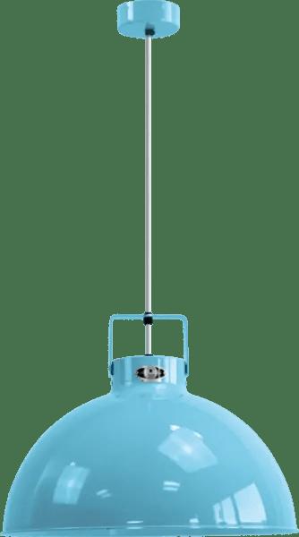 Jielde-Dante-D450-Hanglamp-Pastel-Blauw-RAL-5024