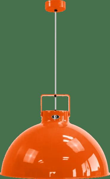 Jielde-Dante-D675-Hanglamp-Oranje-RAL-2004