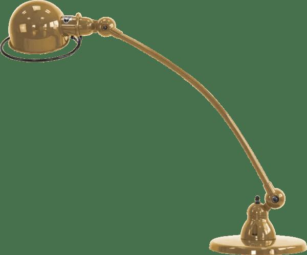 Jielde-Loft-C6000-bureaulamp-Goud-RAL-1036