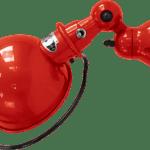 Jielde-Loft-D1000-muurlamp-Rood-RAL-3020