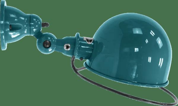Jielde-Loft-D1020-muurlamp-plafondlamp-Oceaan-Blauw-RAL-5020