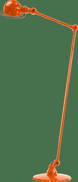 Jielde-Loft-D1240-vloerlamp-Oranje-RAL-2004
