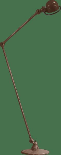 Jielde-Loft-D1260-vloerlamp-Chocolade-RAL-8017