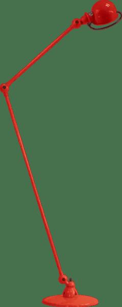 Jielde-Loft-D1260-vloerlamp-Rood-RAL-3020